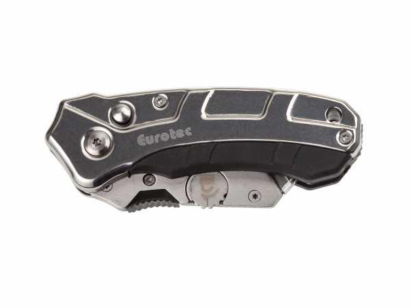 Klapp-Cuttermesser inkl. 5 Ersatzklingen